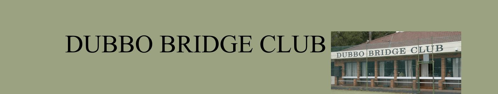 How to Enter Dubbo Bridge Club Pairs Games
