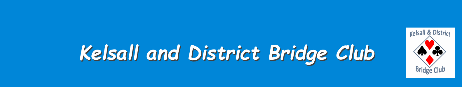 Results of Kelsall and District Bridge Club games