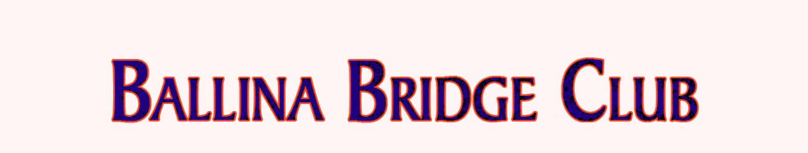 How to Enter Ballina Bridge Club Games