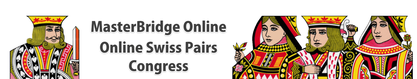 MasterBridge Online Swiss Pairs Congress Information Page