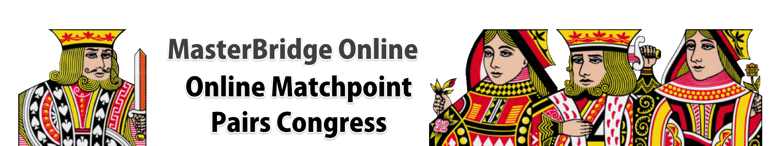MasterBridge Online Matchpoint Pairs Congress Information Page